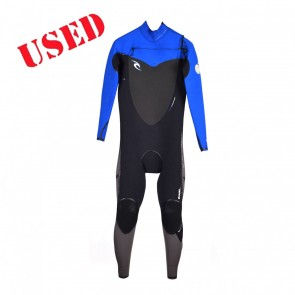 USED Rip Curl Flash Bomb 4/3 CZ Wetsuit - Size LT