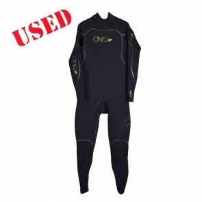 USED O'Neill Psycho I 4/3 Wetsuit - Size L