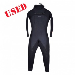USED Patagonia Women's R4 Hooded Wetsuit - Size 8
