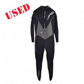 USED O'Neill PsychoFreak 4.5/3.5 Wetsuit - Size L