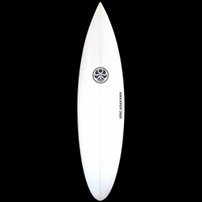 Hawaiian Island Creations - 6'6'' Arakawa Round Pin Surfboard