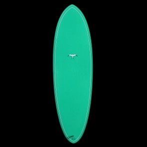 Epoxy Flyer Surfboards - 5'10'' Donald Takayama Glass Slipper