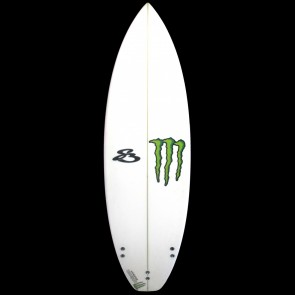 SB Surfboards - 5'9 Monster Art Thruster