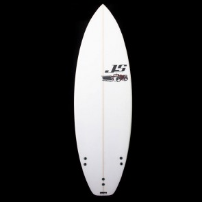 JS Surfboards - Blak Box - 5'10''