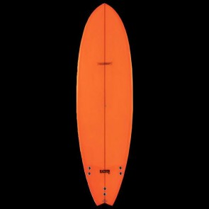 Global Surf Industries - 7'0'' Modern Blackfish Surfboard - Tangerine
