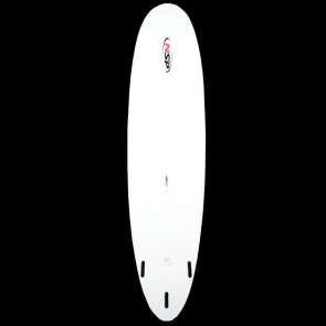 Global Surf Industries - 7'6'' NSP Funboard Surfboard - Blue