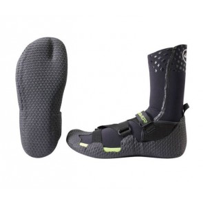 Quiksilver Cypher 5mm Internal Split Toe Boot - 2011/2012