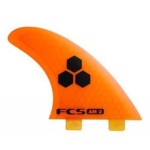 FCS Fins - AM2 PC - Orange Hex