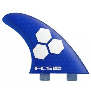 FCS Fins - G-AM PC - Blue Hex
