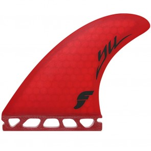 Future Fins - Yoshinori Ueda - Red Hex