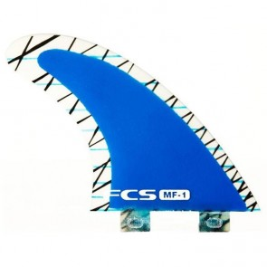 FCS Fins - MF1-PC - Blue Hex