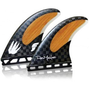 Futures Fins - Rob Machado V2 - Bamboo/Carbon