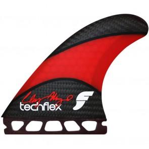 Future Fins - Clay Marzo 2 - Red Hex