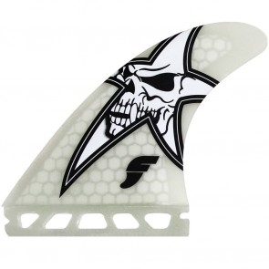 Future Fins - DHD - White Hex