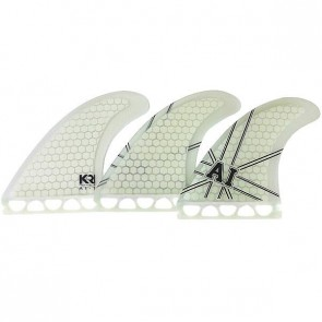 Kinetik Racing Fins - AI 1 Ultra Core Future - Clear
