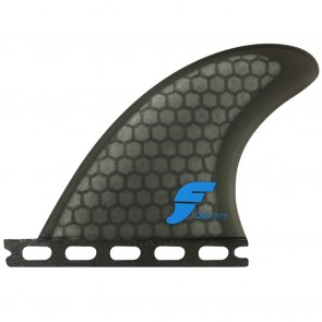 Futures Fins - QD2 3.75'' Quad Rears - Smoke