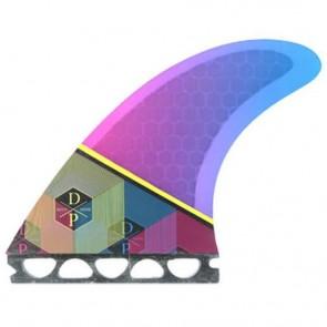 Kinetik Racing Fins - Dusty Payne Ultra Core Future - Blue/Purple Fade