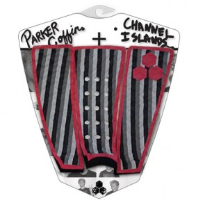 Channel Islands Parker Coffin Traction - Red Monochrome