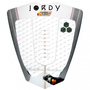 Channel Islands Jordy Smith Traction - White