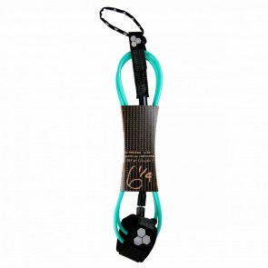 Channel Islands - Dane Reynolds Standard Leash - Turquoise