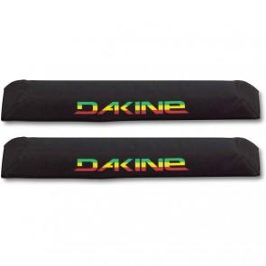 Dakine - Aero Rack Pads - Rasta