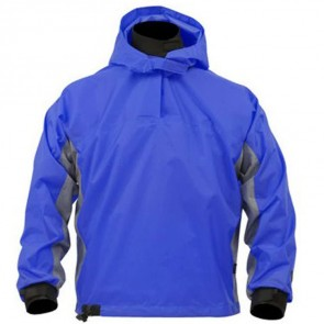 NRS - Rip Top Hooded Splash Jacket - Blue