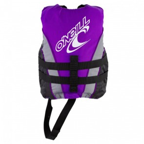 O'Neill - Child Superlite USCG PFD Vest - Ultra Violet/Coal/Black