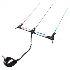 Ozone Kites - Ignition 1.6 meter Trainer Kite with Bar