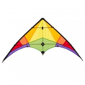 HQ Kites - Rookie Stunt Kite - Rainbow