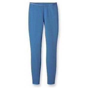 Patagonia Women's Capilene 3 Midweight Bottoms - Blue