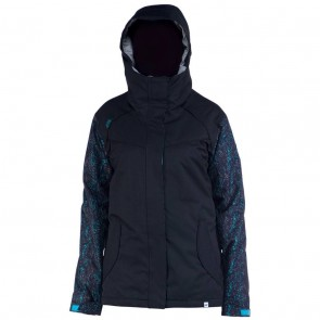 Ride Women's Broadview Insulated Jacket - Black