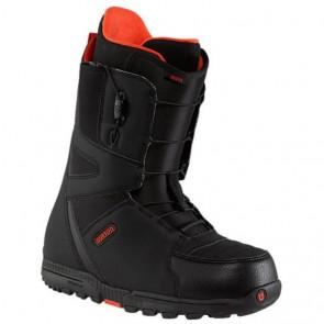 Burton Moto Snowboard Boots - Black