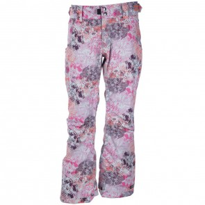 Ride Women's Eastlake Insulated Pants - Pixelated Print