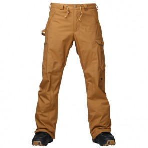 Analog Upland Snow Pants - Leather Brown