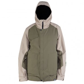Ride Gatewood Snow Jacket - Fatigue Olive