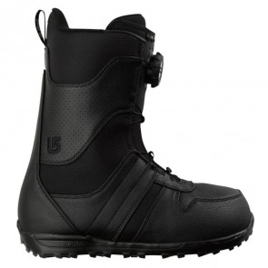 Burton Jet '13 Snowboard Boots - Black
