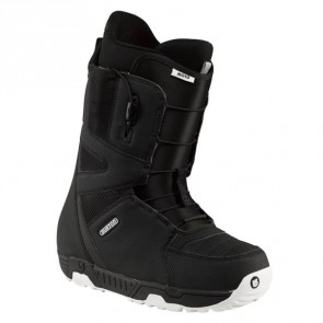 Burton Moto '13 Snowboard Boots - Black/White