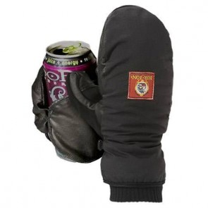 Burton Vice Mitts - Black