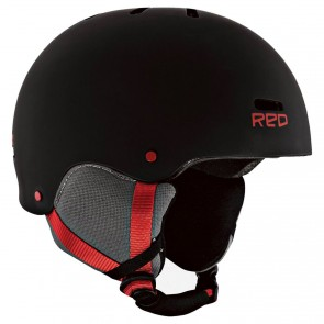 Red Trace Helmet - Black/Red