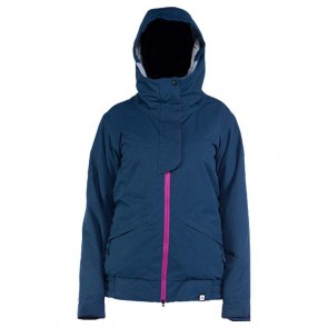 Ride Women's Crown Snow Jacket - Twilight Navy