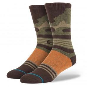 Stance Basilone Socks - Camo