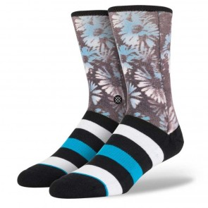 Stance Toner Socks - White Multi/Stripes
