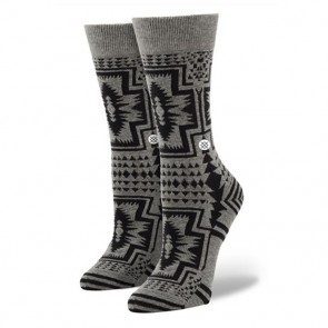 Stance Women's Santiago Socks - Grey