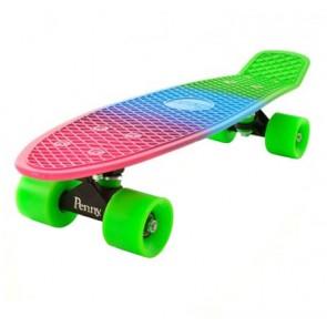 Penny Skateboards - Flouro Fade Penny 22