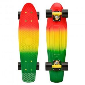 "Penny Skateboards - Rasta Fade Penny 22"" Skateboard Complete - Rasta"