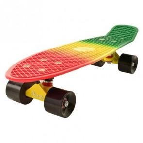 Penny Skateboards - Rasta Fade Penny 22
