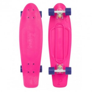 "Penny Skateboards - Nickel 27"" Pink White Purple Complete Skateboard"