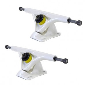 Bear Trucks Grizzly 852 Trucks - Pearl White