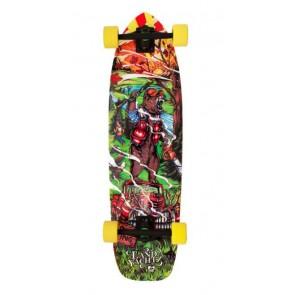 Landyachtz Peacemaker Longboard Complete Skateboard
