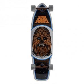 Santa Cruz Star Wars Chewbacca Cruzer Complete